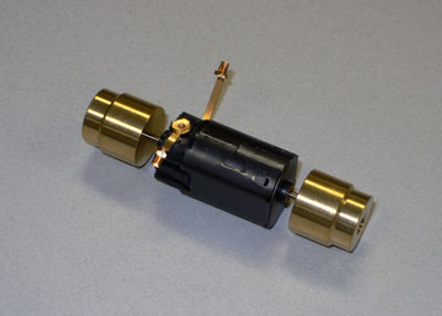 Thumbnail of Kato HM-5 Motor with Flywheels