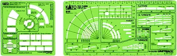 N Track Plans - KATO USA : Precision Railroad Models